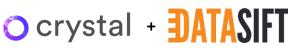 Crystal + DataSift