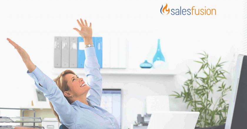 Salesfusion Offers New Marketing Automation Functionality 'Emerging Business Solution' for SMBs