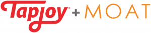 Tapjoy + Moat Logo