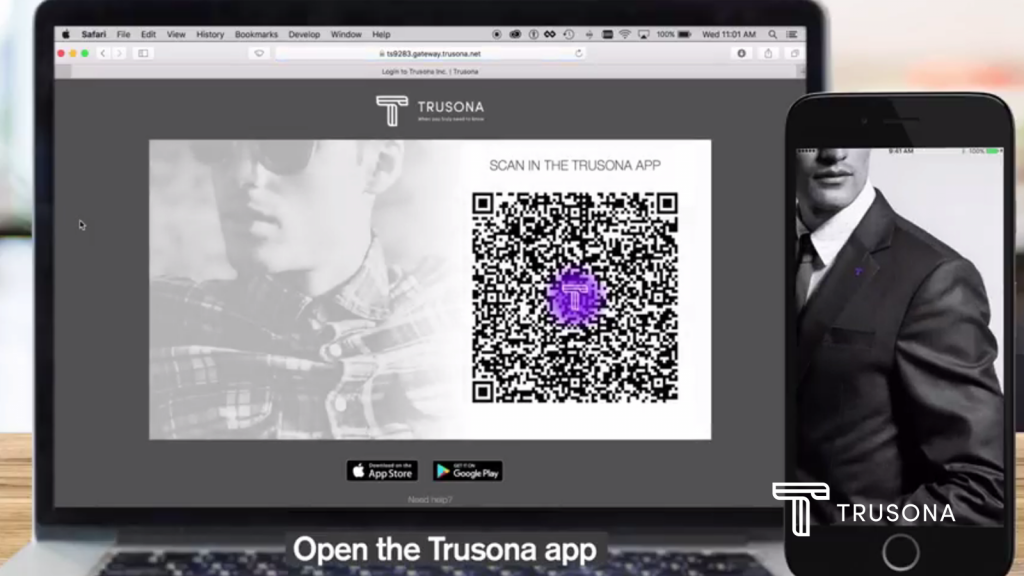 """""""Trusona for Salesforce"""" Arrives with No Passwords Login"""