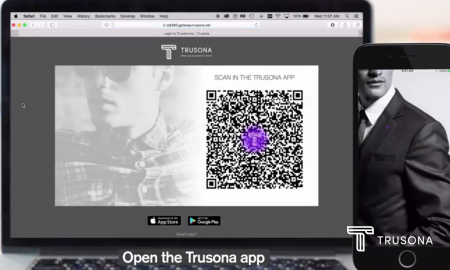 """Trusona for Salesforce"" Arrives with No Passwords Login"