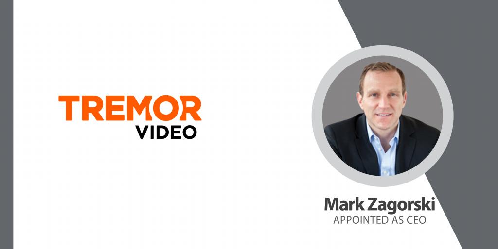 Video Ad Platform Tremor Video Hires Mark Zagorski as CEO