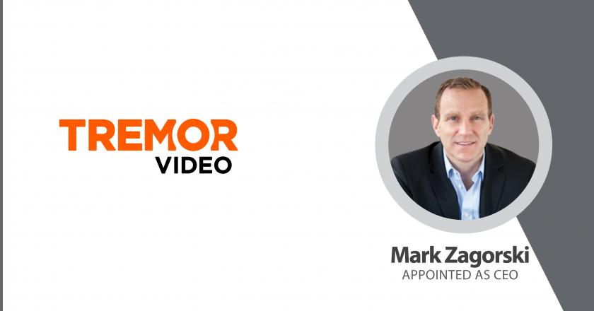 Video Ad Platform Tremor Video Hires Mark Zagorski as CEO