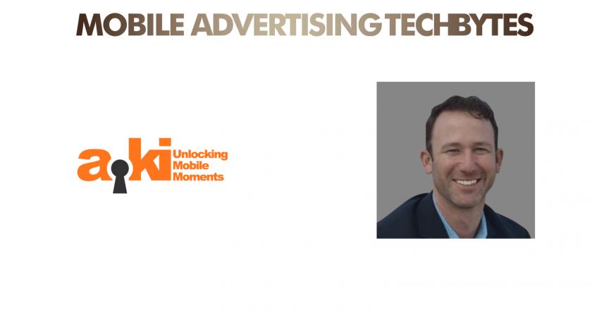 Tech Bytes with Scott Swanson, CEO of Aki Technologies