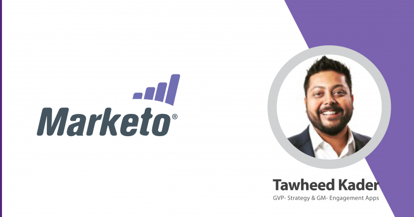Marketo Appoints Tawheed Kader as Group VP-Strategy and GM-Engagement Apps