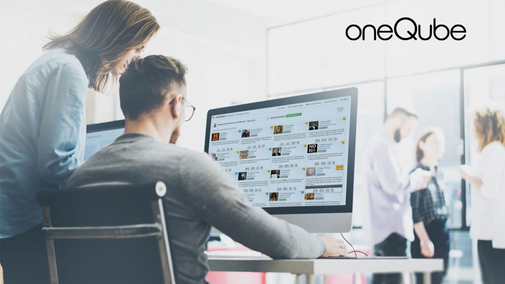 OneQube Launches AI- Enabled Audience Automation Software