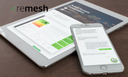 Remesh Opens New Headquarters and Appoints Gabe McElwaine as Sales Director