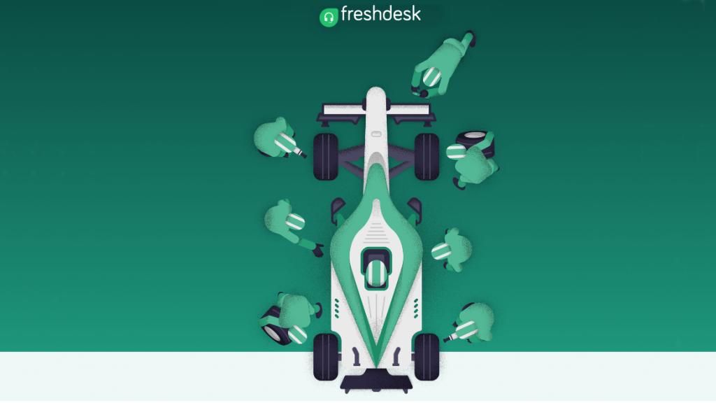 ChatBot for Freshdesk