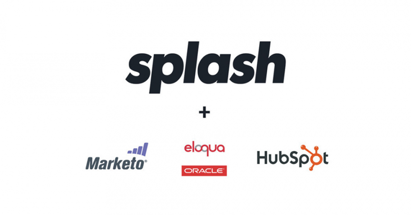 Splash Announces Native Integrations with Marketo, Oracle Eloqua, and Hubspot