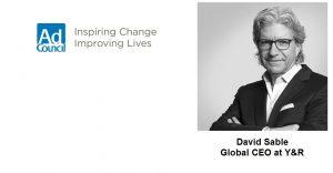 David Sable, Global CEO of Y&R