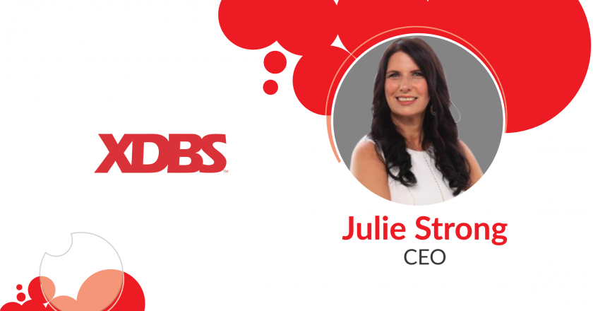 Julie Strong CEO, XDBS