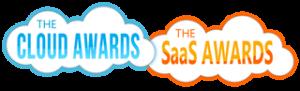 SaaS Cloud awards logo