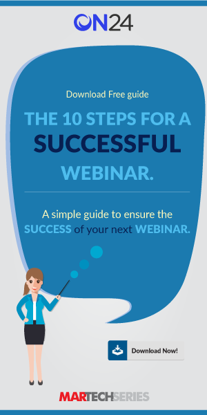 ON24 webinar SUCCESSFUL