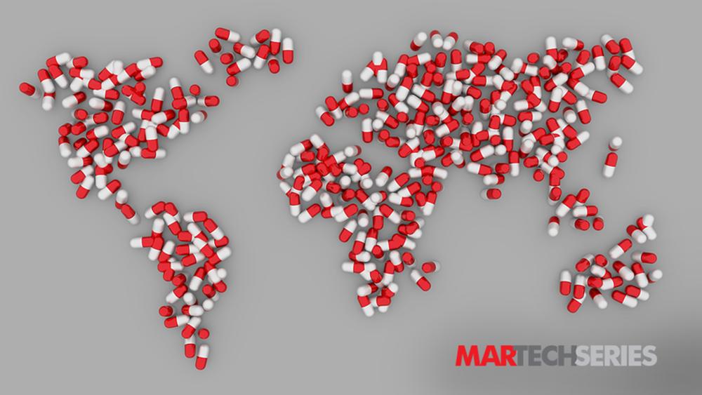 Pharma using Mobile to drive sales