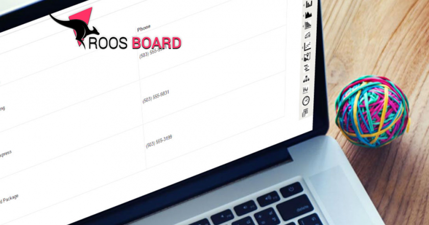 Roosboard Announces Search-Driven Analytics for Intuitive Visualization of Data