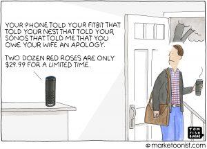 Virtual Assistants Marketoonist