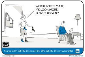 Marketoonist Linkedin