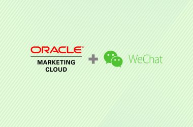 Oracle Marketing Cloud Adds WeChat