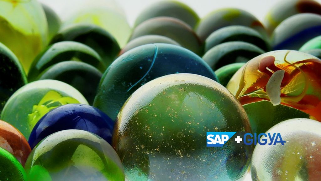 SAP Announces Plan to Acquire Gigya to Strengthen Position in Omnichannel Customer Experience
