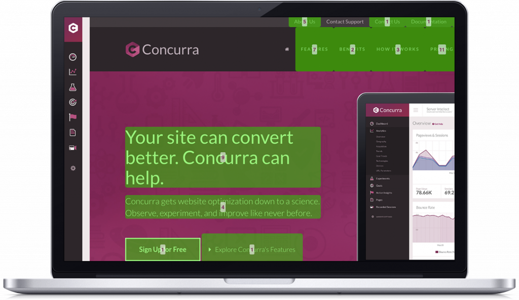Concurra Introduces Website and Conversion Rate Optimization