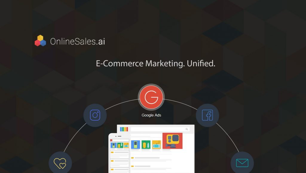 OnlineSales.ai wins the Google Global Premier Partner Award for Shopping Innovation