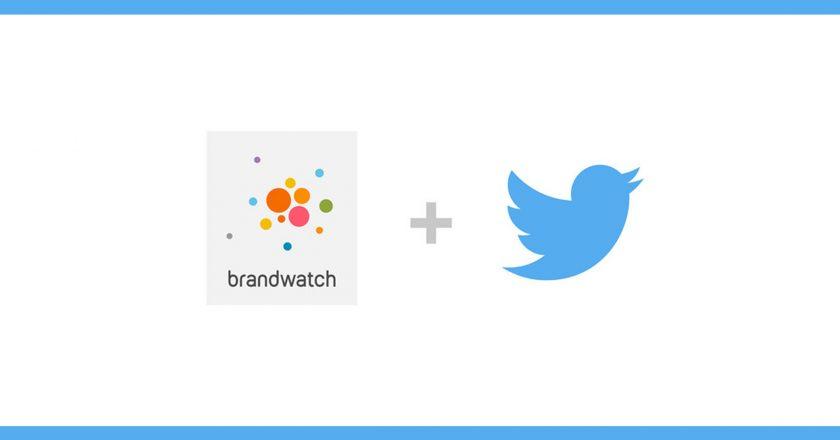 Brandwatch Twitter