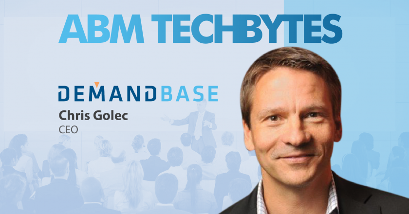 Chris Golec Demandbase
