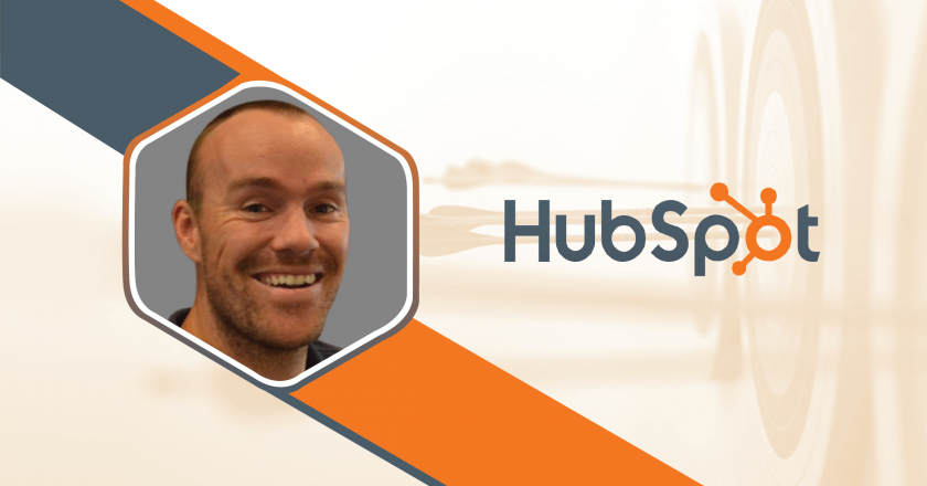 James Gilbert, Hubspot