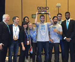 Conversica Dreamforce MEGA Demo Jam 2017 Winners