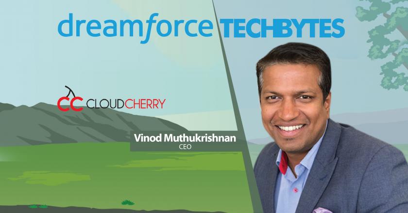 Vinod Muthukrishnan Cloudcherry