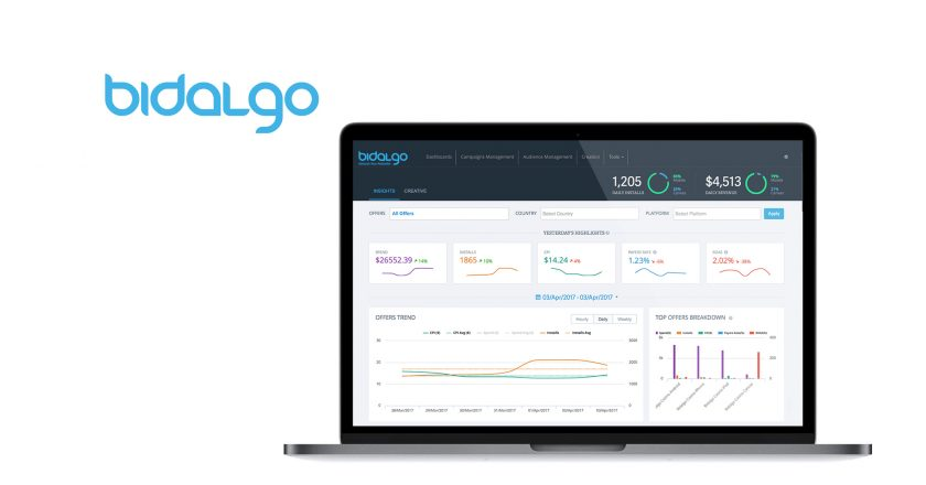 Bidalgo Partners with Google to Offer App Marketers a Scalable Solution for Universal App Campaigns