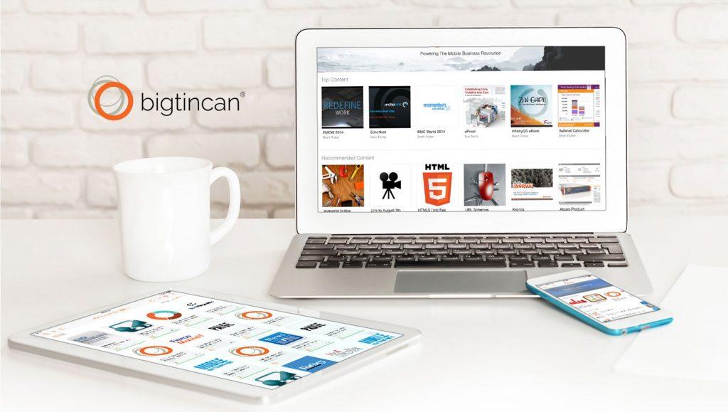 Bigtincan Recognized in Gartner's 2017 Market Guide for Digital Content Management for Sales
