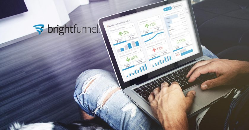BrightFunnel Announces New Revenue Attribution Solution for Microsoft Dynamics CRM Customers