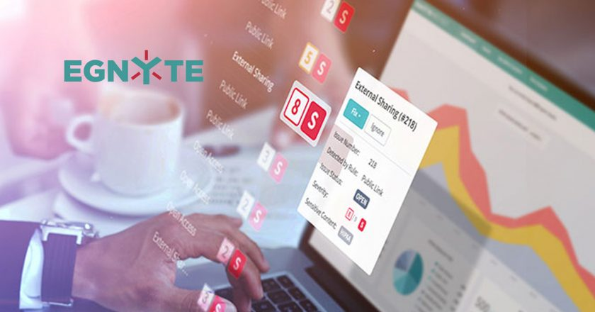 Egnyte Becomes First Platform to Support GDPR Compliance Across All 28 EU Countries