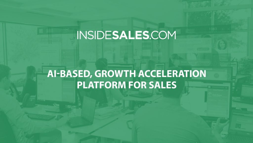 InsideSales.com Delivers Vision of 'Predictive for All'