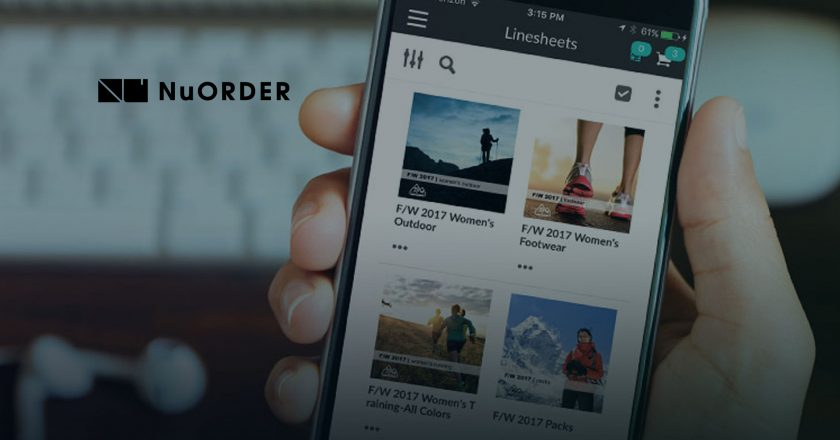 NuORDER and Agenda Partner to Bring On-Demand Digital Experience to Physical Trade Shows