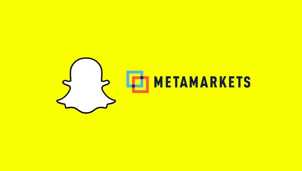 snap acquires metamarkets