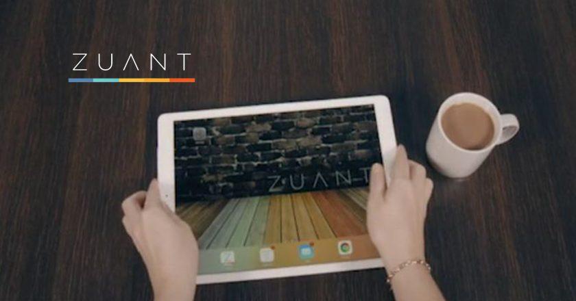 Zuant Reveals Custom Skins for Mobile App