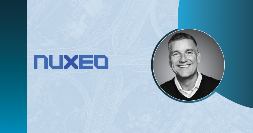 Interview with Christopher McLaughlin, Chief Marketing Officer, Nuxeo