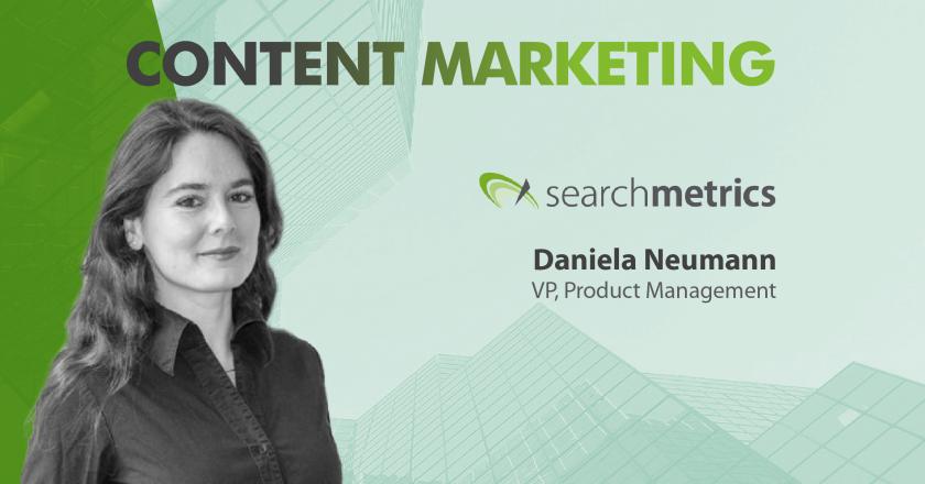 Daniela Neumann, Searchmetrics