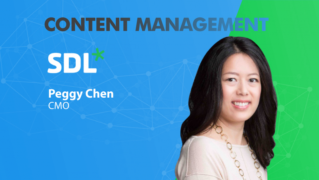 TechBytes with Peggy Chen, Chief Marketing Officer, SDL