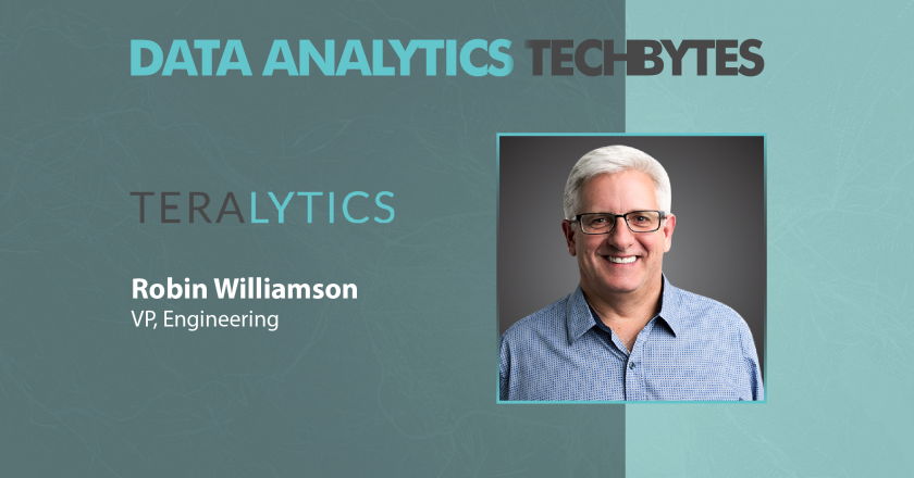 Robin Williamson Teralytics