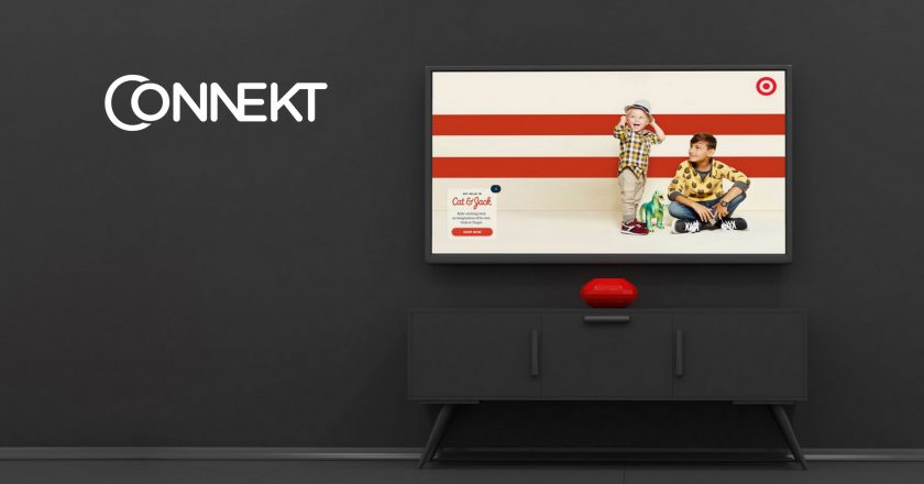 Connekt Brings Interactivity and T-Commerce to Hisense Smart TVs