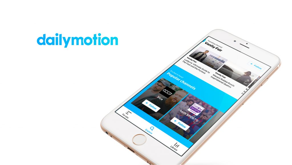Dailymotion Expands Distribution with Android TV