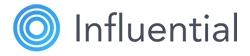 Influential Logo