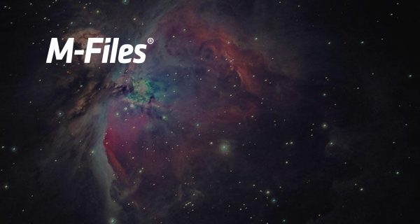 M-Files 2018 Provides A Solution To Manage Information Stored in Other Systems