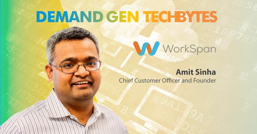 Amit Sinha WorkSpan