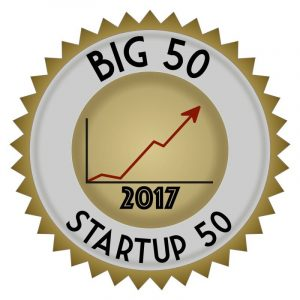 Big50 2017 Badge