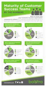 Customer Sucsess Maturity Infographic, Bolstra