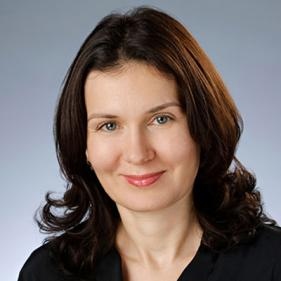 Elena Filimonova, Senior Vice President, Global Marketing and Strategy, CGS